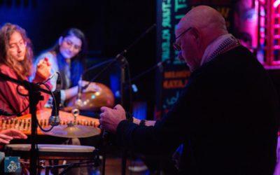 Trio Qasyoun, het een na laatste concert