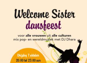 Welcome Sisters Dansfeest Amersfoort 2016