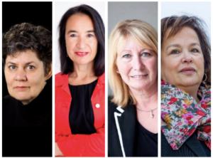 Politica's in open gesprek tijdens Women Unlimited 2018