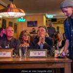 Foto's 1e voorronde Cees de Vries