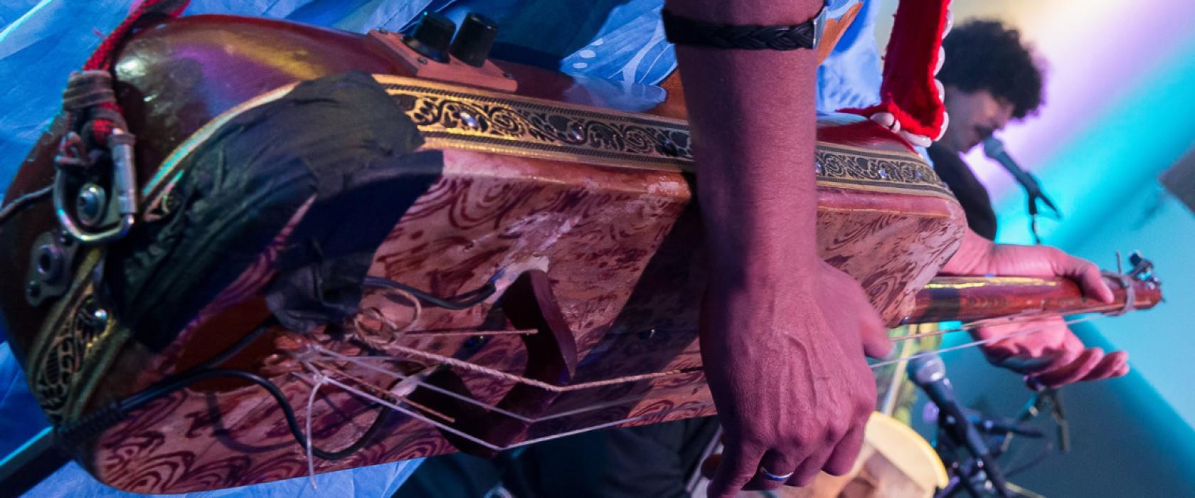 nomaden in muziek